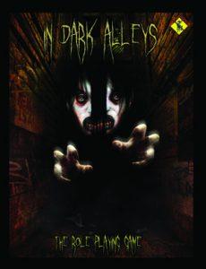 In Dark Alleys Cover