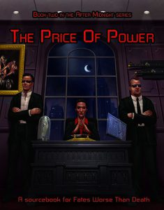 Price of Power Cover